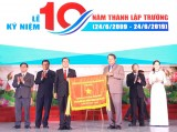Trường Đại học Thủ Dầu Một kỷ niệm 10 năm thành lập
