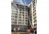 Diễn tập phương án chữa cháy và cứu nạn, cứu hộ tại nhà cao tầng