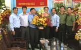 Nhiều cơ quan, đơn vị, địa phương chúc mừng Báo Bình Dương nhân Ngày Báo chí cách mạng Việt Nam
