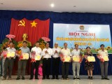 """Phú Giáo: 9.597 lượt hộ nông dân đạt danh hiệu """"Nông dân sản xuất kinh, doanh giỏi"""""""