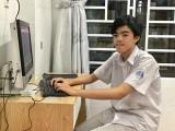 Nguyễn Phú Bình: Khỏe để học tốt