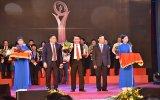 Tôn Hoa Sen tiếp tục đạt Giải thưởng Chất lượng Quốc gia