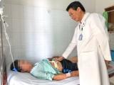 Nối ruột non để cứu sống bệnh nhân bị tai nạn giao thông