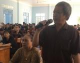 Đoàn đại biểu Quốc hội tỉnh tiếp xúc cử tri TX.Thuận An