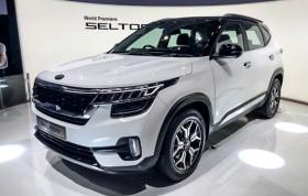 Kia Seltos ra mắt - 'người anh em' của Hyundai Kona