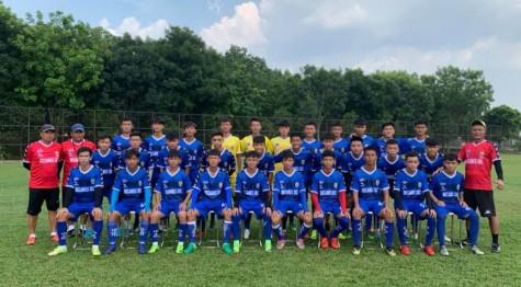 U17 Becamex Bình Dương giành vé dự vòng chung kết: Chiến thắng ấn tượng