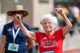Cụ bà 103 tuổi vô địch thi chạy,