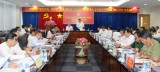 The provincial People's Committee approved a scheme to establish Di An and Thuan An cities and 4 wards in Tan Uyen town