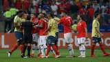 2019年巴西美洲杯:智利队点球大战5-4击败哥伦比亚队 晋级半决赛