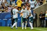 2019年巴西美洲杯:阿根廷队2-0击败委内瑞拉队 晋级半决赛将战巴西队
