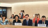Vietnam attends UN Human Rights Council's 41st session