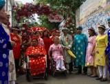 Trung tâm Nhân đạo Quê Hương: Tổ chức lễ cưới cho 100 cặp đôi khó khăn, khuyết tật