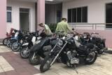 Phát hiện kho chứa xe mô tô, xe máy nghi nhập lậu trị giá hơn 400 triệu đồng