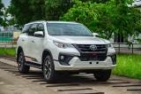 Toyota Fortuner lắp ráp giảm giá 40 triệu tại Việt Nam