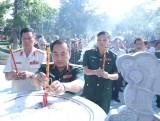 Cục Chính trị Quân đoàn 4 họp mặt kỷ niệm 45 năm ngày truyền thống