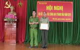 Công an huyện Phú Giáo: Chủ động triển khai các đợt cao điểm tấn công trấn áp tội phạm
