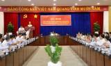 Ban Tổ chức Tỉnh ủy: Sơ kết công tác tổ chức - xây dựng Đảng 6 tháng đầu năm 2019