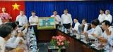 Đoàn công tác Bộ Thông tin - Truyền thông làm việc với tỉnh về xây dựng chính quyền điện tử