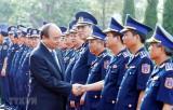 Thủ tướng: Trọng trách của Cảnh sát biển là hết sức nặng nề