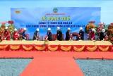 Bình Phước: Động thổ khởi công cảng cạn ICD Hoa Lư công suất 900.000 container/năm