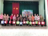 Hội Liên hiệp Phụ nữ huyện Dầu Tiếng: Tập huấn chương trình chung tay giải quyết rác thải nhựa
