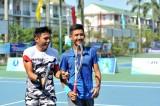 Quần vợt Bình Dương: Các tay vợt trẻ ngày càng trưởng thành