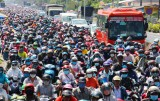 Population of Vietnam increases to 96 million