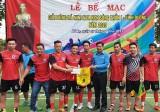 Bế mạc vòng loại Giải bóng đá mini công đoàn các KCN Bình Dương