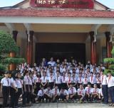 """Đoàn Thanh niên Công ty TNHH MTV Cao su Dầu Tiếng: Phối hợp tổ chức trại hè """"Hoa phượng đỏ"""""""