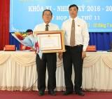 TX.Thuận An: Bế mạc kỳ họp thứ 11, HĐND thị xã khóa XI, nhiệm kỳ 2016-2021