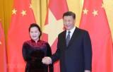 Việt Nam muốn cùng Trung Quốc xử lý thỏa đáng vấn đề Biển Đông