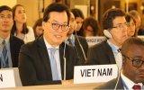 联合国人权理事会通过越南参加第三轮国别人权审议报告