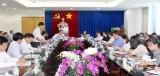 Ban Pháp chế HĐND tỉnh: Thẩm tra các dự thảo Nghị quyết trình Kỳ họp thứ 10, HĐND tỉnh khóa IX