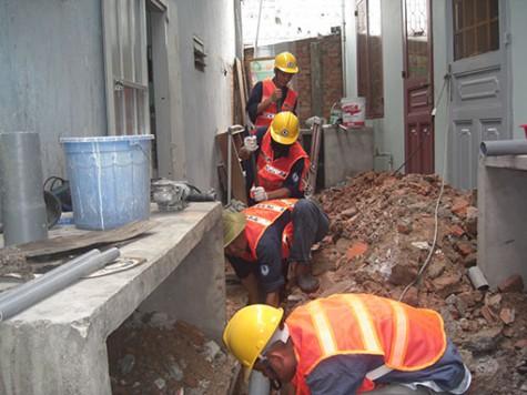 Siết chặt quản lý rác thải, hạn chế ô nhiễm mạch nước ngầm