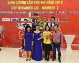 """Giải Billiards carom 3 băng quốc tế Bình Dương – Cup """"Becamex IJC - Number 1"""": Trận chung kết 7 năm chờ đợi"""