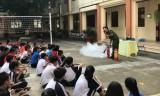 Hơn 100 học sinh được tuyên truyền phòng chống cháy, nổ