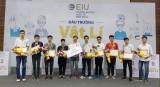 400名考生参与东方国际大学举办的物理学竞赛