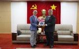 Lãnh đạo UBND tỉnh tiếp đoàn doanh nghiệp Hàn Quốc