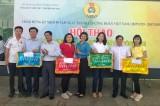 Gần 600 công đoàn viên tham dự Hội thao Công đoàn viên chức tỉnh