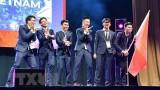 越南学生代表团在2019年国际数学奥林匹克竞赛荣获两枚金牌