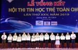 2019年全国青年信息学大赛颁奖仪式在广平省举行