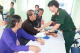 Áo xanh  đoàn kết tình nguyện