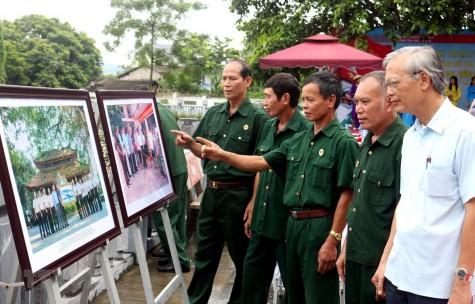 Triển lãm bản đồ, tư liệu Hoàng Sa, Trường Sa tại Thái Nguyên