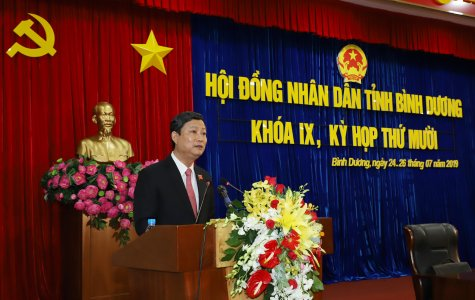 Khai mạc kỳ họp thứ 10, HĐND tỉnh khóa IX