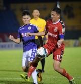 Chung kết AFC Cup 2019, khu vực Đông Nam Á, Becamex Bình Dương – Hà Nội: Cân sức, ngang tài