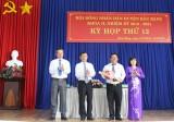 Kỳ họp thứ 12, HĐND huyện Bàu Bàng: Các đại biểu chất vấn về 3 nhóm vấn đề cử tri quan tâm