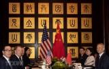 Đàm phán thương mại Mỹ-Trung Quốc không đạt được tiến triển