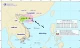 Chiều 2/8, bão số 3 giật cấp 12 đi vào vùng biển Quảng Ninh-Hải Phòng