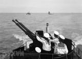 Hải quân nhân dân Việt Nam: Đánh thắng trận đầu oanh liệt