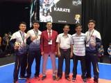 Karate Bình Dương quyết lấy lại vị thế dẫn đầu